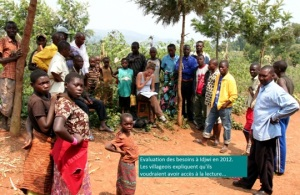 Idjwi Sud - Evaluation des besoins à Ntalangwa OK