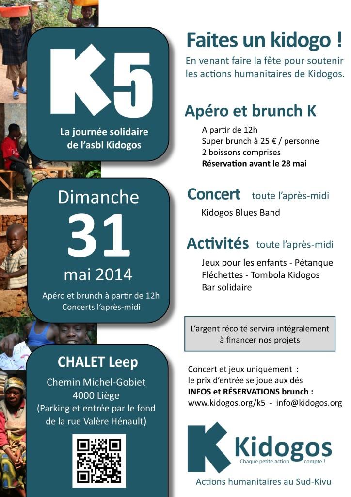 Kidogos - Invitation K5